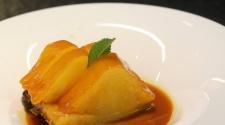 RECEPT TÝDNE: Karamelizovaný ananas s vanilkovou zmrzlinou