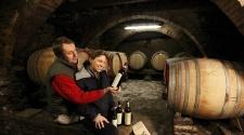 Večeře s toskánskými vinaři a víny Pacina