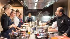 Laboratorio Scuola di Cucina