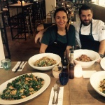 POP UP: Laboratorio as an iranian restaurant!